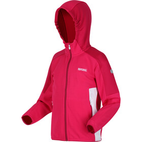 Regatta Jenning II Jacket Kids, duchess/dark cerise